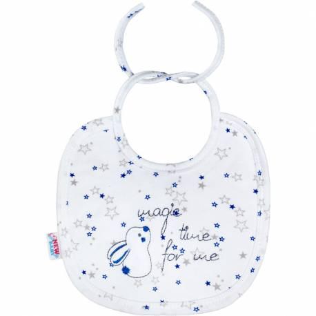 Kojenecký bryndáček New Baby Magic Star modrý