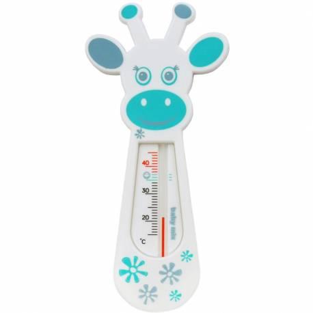 Dětský teploměr do vaničky Baby Mix Žirafa white