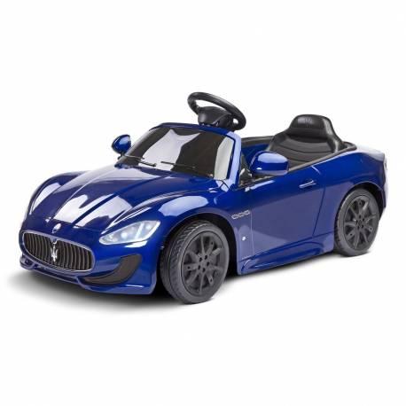 Elektrické autíčko Toyz MASERATI GRANCABRIO - 2 motory blue