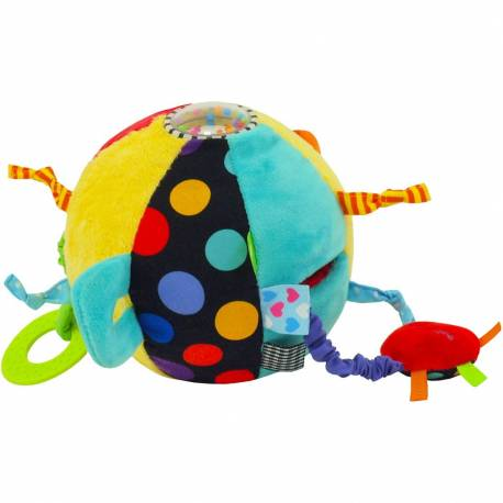 Edukační plyšová hračka Baby Mix Balón
