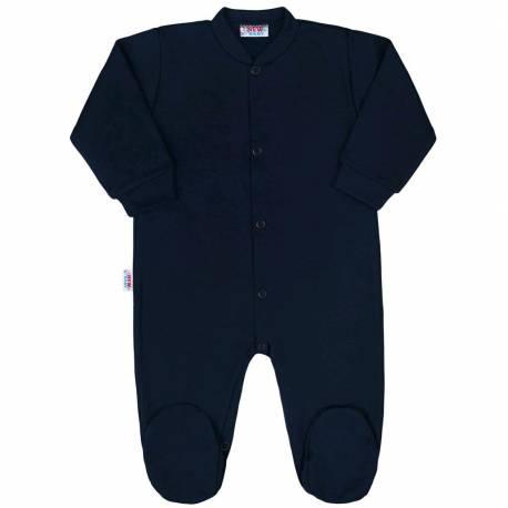 Kojenecký overal New Baby Classic II tmavě modrý