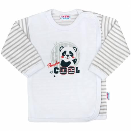 Kojenecká košilka New Baby Panda