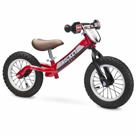Dětské odrážedlo kolo Toyz Rocket red