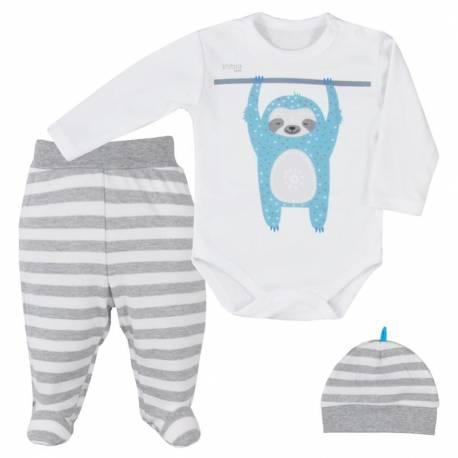 3-dílná dětská souprava Koala Sloth