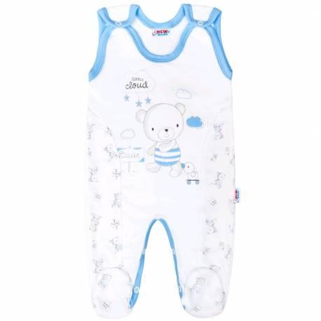 Kojenecké dupačky New Baby Bears modré