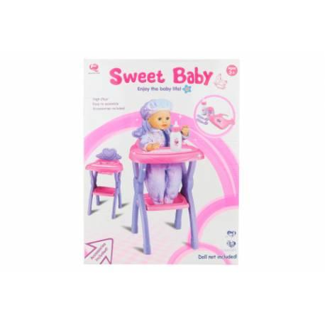 Stolička pre bábiku