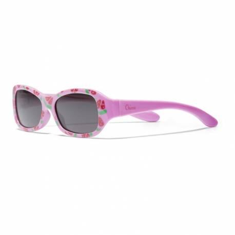 Okuliare slnečné dievča ružové 12m+