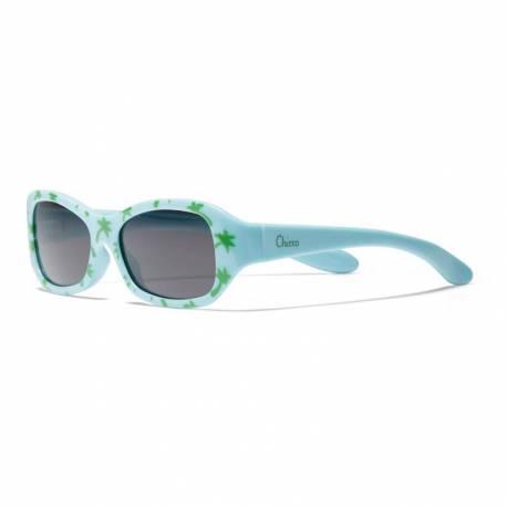 Okuliare slnečné chlapec zelené 12m+