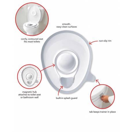 Redukcia na WC s magnetickým držiakom 18m+