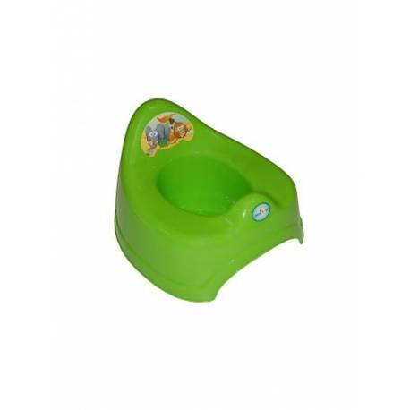 Dětský nočník Safari zelený