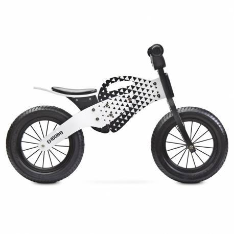 Dětské odrážedlo kolo Toyz Enduro 2018 grey