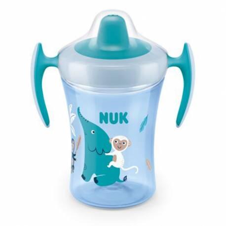 Dětský hrníček NUK Trainer Cup 230 ml modrý