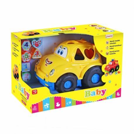 Vkladačka auto BABY