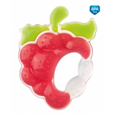 Silikonové kousátko Canpol Babies Ovoce - malinová