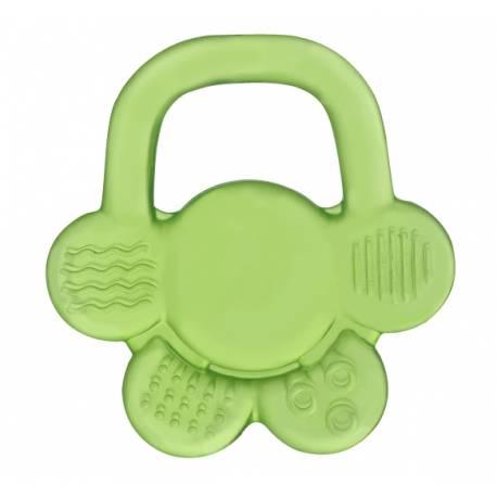 BabyOno Hryzátko gélové - Zelené