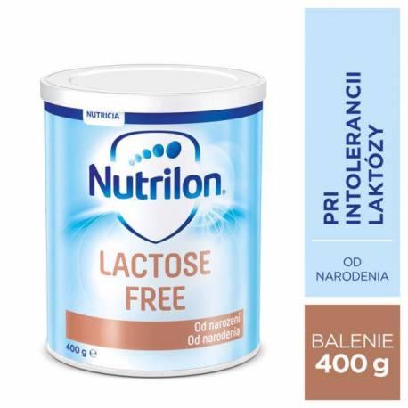 NUTRILON Lactose Free špeciálne mlieko od narodenia 400 g
