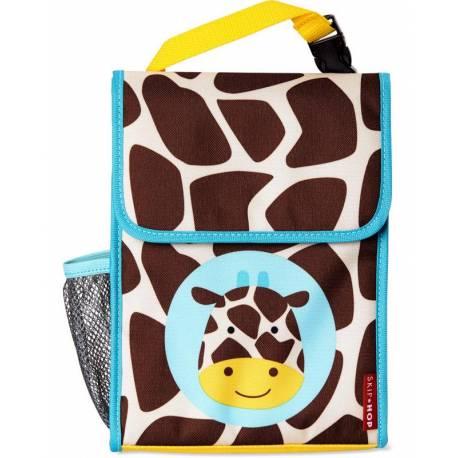 SKIP HOP Zoo Batôžtek desiatový NEW Žirafa 3+