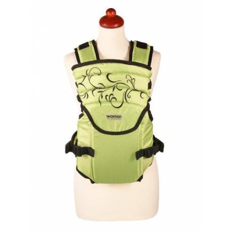 Nosítko Womar Zaffiro Sunny zelené