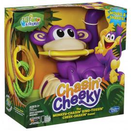 Hasbro Spoločenská hra Chasin Cheeky