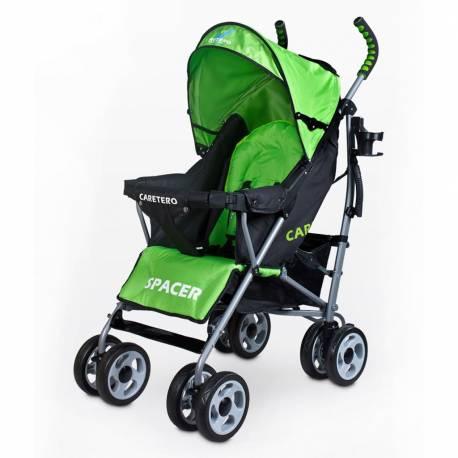 Golfový kočárek CARETERO Spacer Classic green