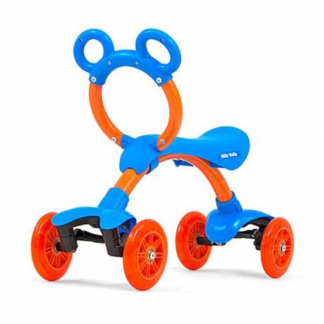 Dětské odrážedlo Milly Mally Orion Flash blue-orange