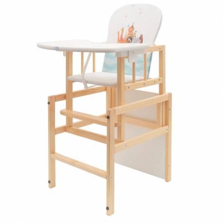 Borovicová židlička Drewex Antonín Arka