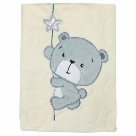 Dětská deka Koala Cute Darling béžová