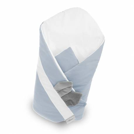 Zavinovačka s výztuží Belisima Mouse modrá