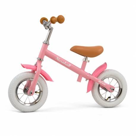 Dětské odrážedlo kolo Milly Mally Marshall Air Pink