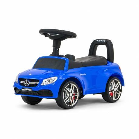 Odrážedlo Mercedes Benz AMG C63 Coupe Milly Mally blue