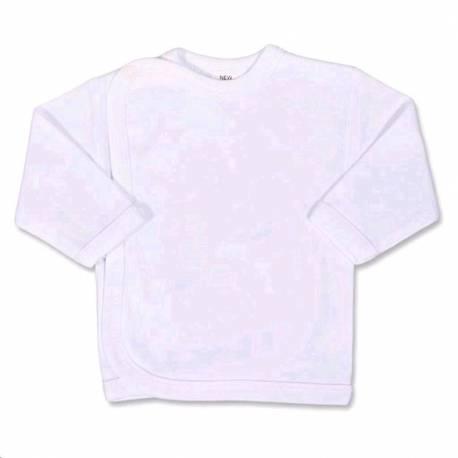 Kojenecká košilka New Baby bílá