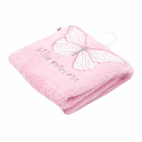 Dětská deka New Baby Little Princess 90x110 cm
