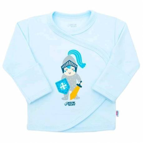Kojenecká bavlněná košilka New Baby Knight