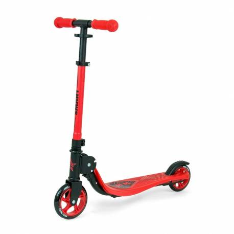 Dětská koloběžka Milly Mally Scooter Smart červená