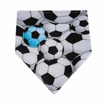 Kojenecký šátek na krk bryndáček Akuku Míče