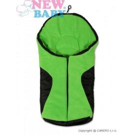 Zimní fusák New Baby Car Green