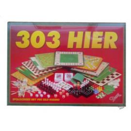 303 HIER - súbor spoločenských hier