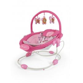 Lehátko a houpačka 2v1 Milly Mally Sweet Dreams pink