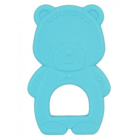 Chladící kousátko Baby Mix medvídek modrý