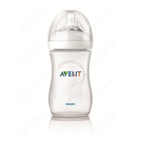 AVENT Fľaša Natural 260ml PP 0%BPA