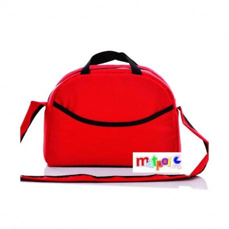 MATPOL Univerzálna taška na kočík - červená