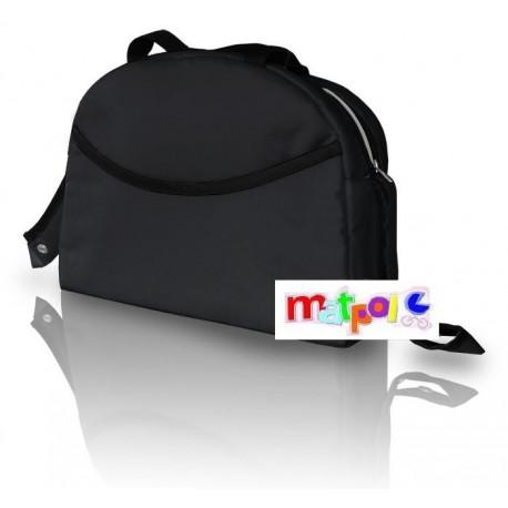 MATPOL Univerzálna taška na kočík - čierna